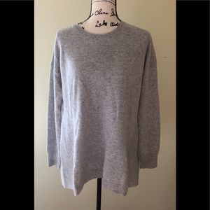 Cynthia Rowley Cashmere sweater- size Large
